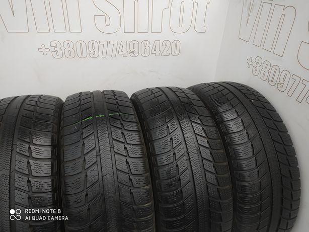 Шины 205/55 R 16 Michelin. Резина зима комплект. Колеса склад.