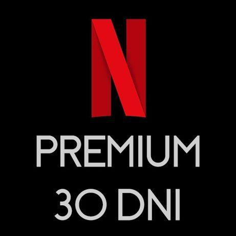 NETFLIX | Konto Premium Miesiąc 30 DNI | ULTRA HD