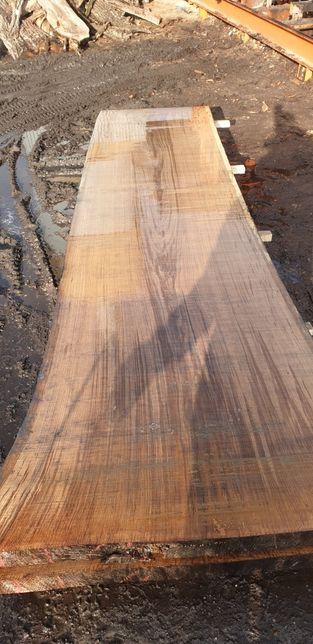 blaty drewniane dąb jesion wiąz orzech monolit decha live edge wood