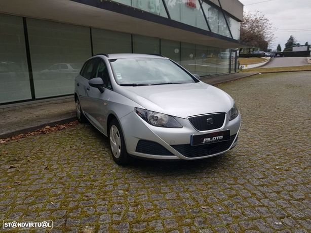 SEAT Ibiza ST 1.2 TDi Fresc DPF
