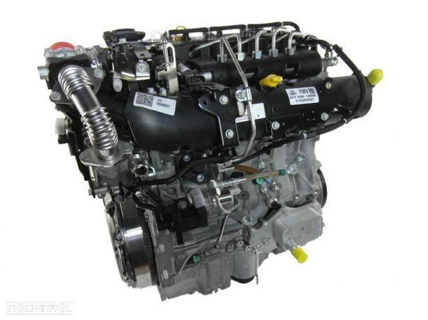 Motor Opel Astra J 1.6cdti de 2015 Ref: B16DTH
