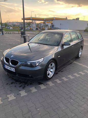 Ostateczna cena BMW 530d 260km/600nm
