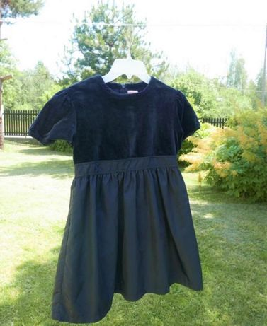 Sukienka wizytowa ESPRIT rozm. 128-134