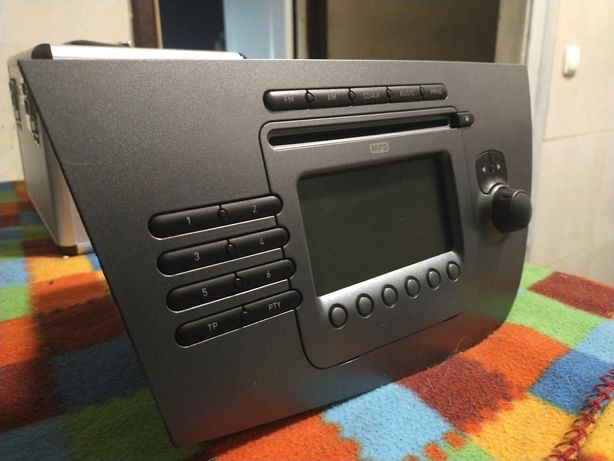 Vendo radio original SEAT Leon 1p (2008)