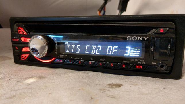 Sony CDX-GT470um