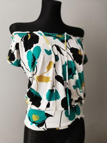 NOWA z metką Bluzka Floral Marks&Spencer 38