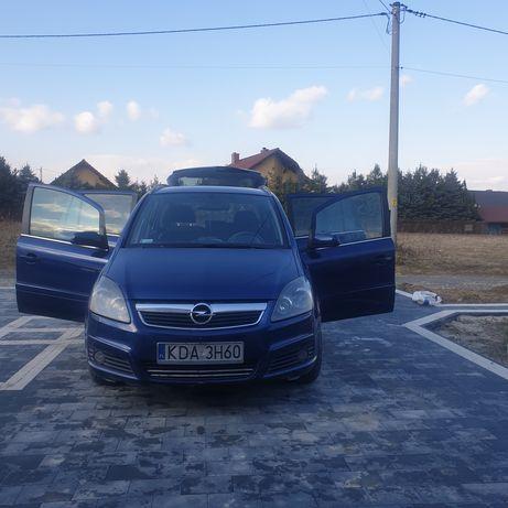 Opel zafira b bardzo zadbany