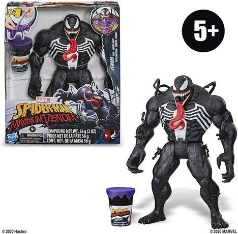 Фигурка Веном 30 см, Venom Ooze Figure, Hasbro Оригинал из США