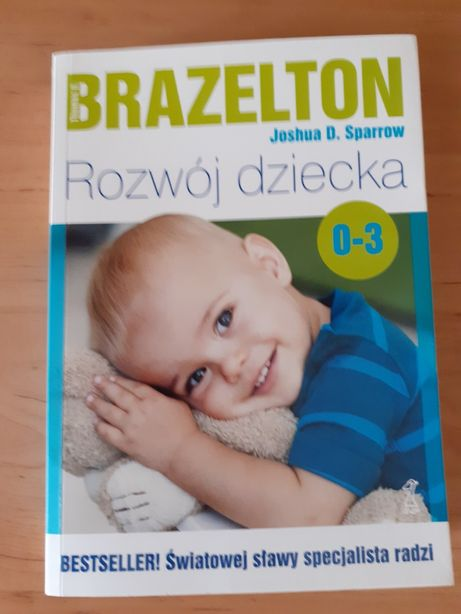 Rozwój dziecka 0-3 Książka Brazelton