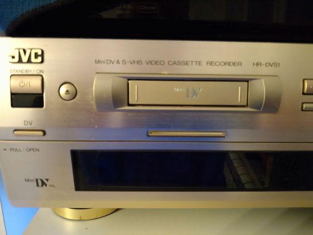 Magnetowid JVC HR-DVS1 MiniDV & SVHS