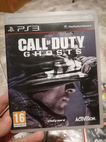 Gra na PS3 Call of Duty Ghosts
