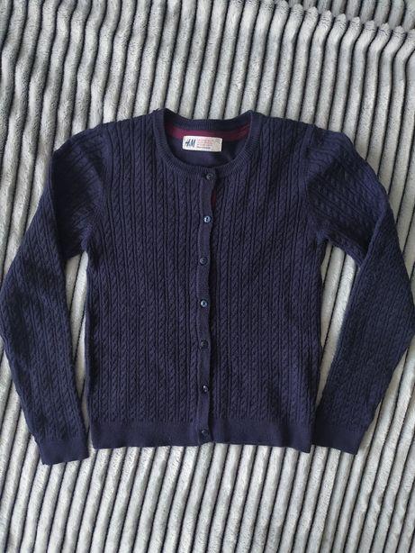 Sweterek H&M 6-8 lat