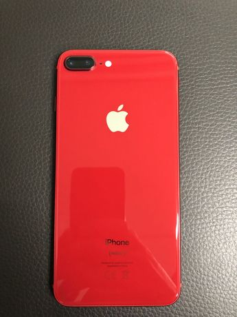 Iphone 8+ 256 red