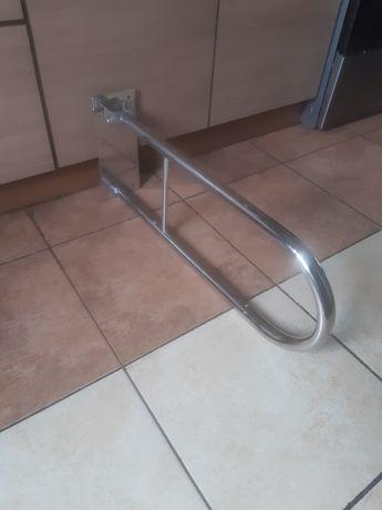 Poręcz uchylna 60 cm do toalety , wanny , umywalki