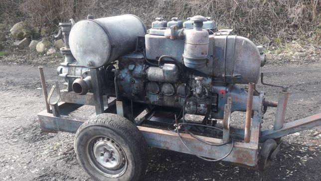 Pompa do deszczowni KSB caprari rovatti bauer