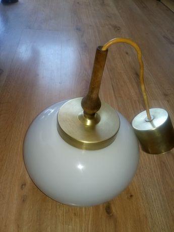 Sygnowana lampa Polam-Bielsko z PRL