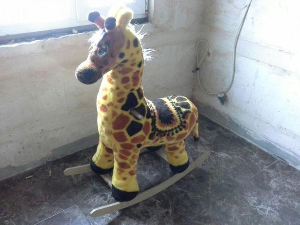 Жираф (качалка)
