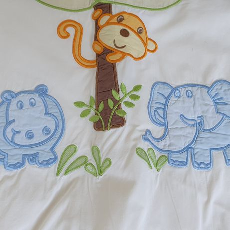 Pościel feretti, safari, roz 135x100