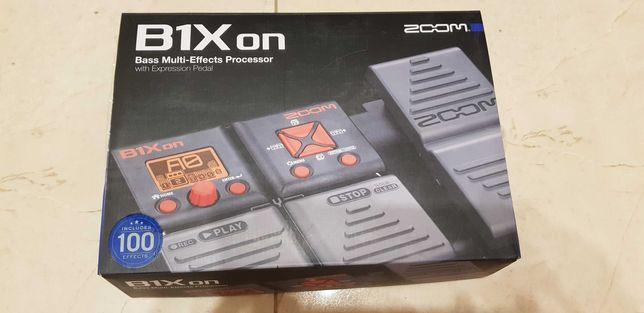ZooM B1Xon efekt do gitary basowej - nowy