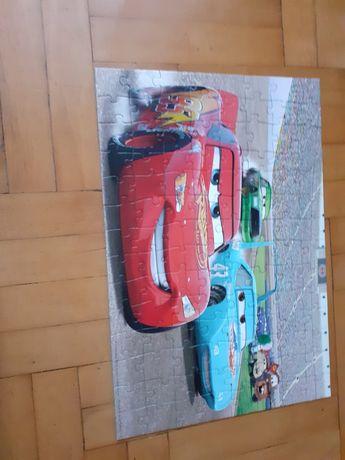 Puzzle cars 112 szt