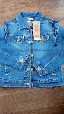 Kurtka jeansowa dziecięca Tape a l'oleil