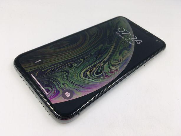iPhone XS 64GB SPACE GRAY • GWAR 12 msc • DARMOWA wysyłka • FAKTURA