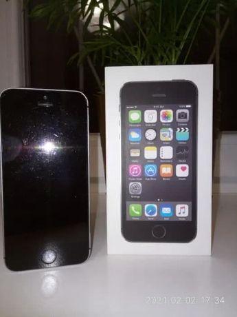 Cрочно! Iphone 5s на запчасти (не включается)