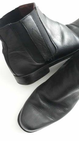 Ботинки Италия,кожа,р44
