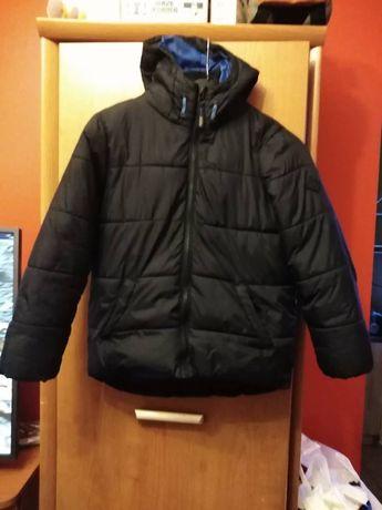 NEXT kurtka zimowa chłopieca rozm. 128