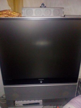 телевизор проекционный samsung