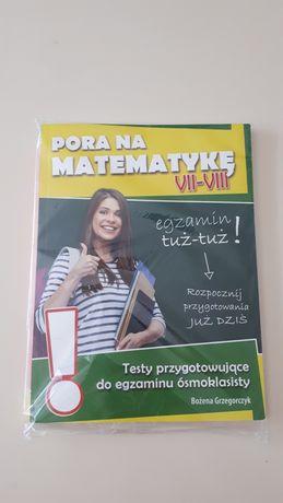 Odsprzedam książkę do matematyki