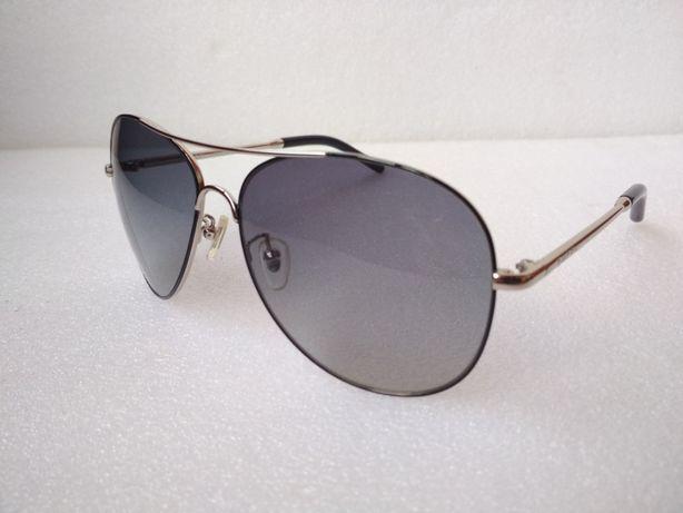 Очки Gucci GU 9030 C-07 Aviator солнцезащитные чёрный цвет линз капли