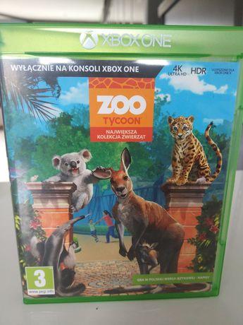 Zoo Tycoon PL Xbox One Stalowa Wola
