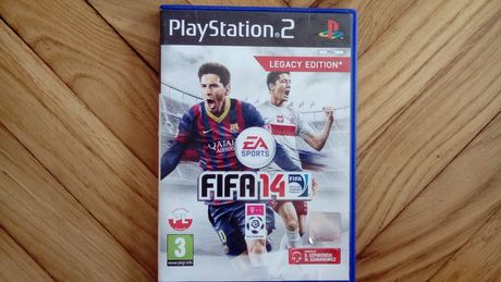 Fifa 14 PL PS2 Play Station 2 WYSYŁKA !!