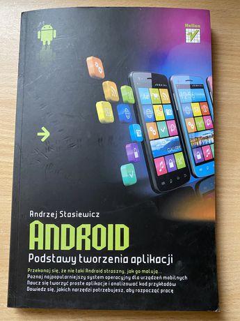 Android Podstawy tworzenia aplikacji Stasiewicz