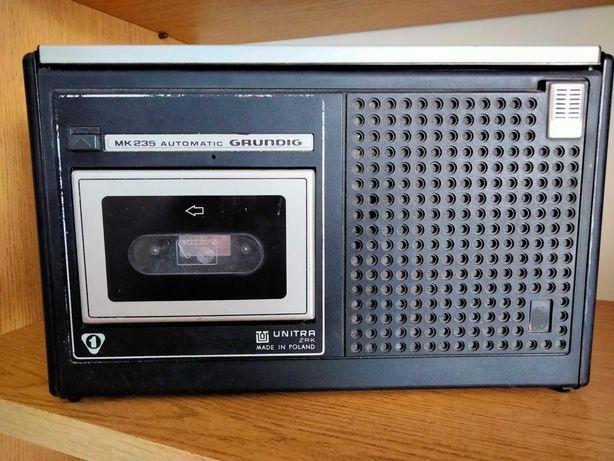 Magnetofon kasetowy Grundig MK 235