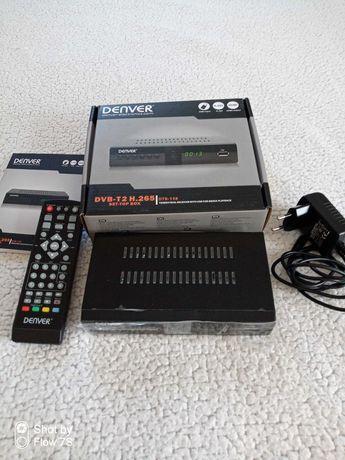 Dekoder DVB-T2 H.265