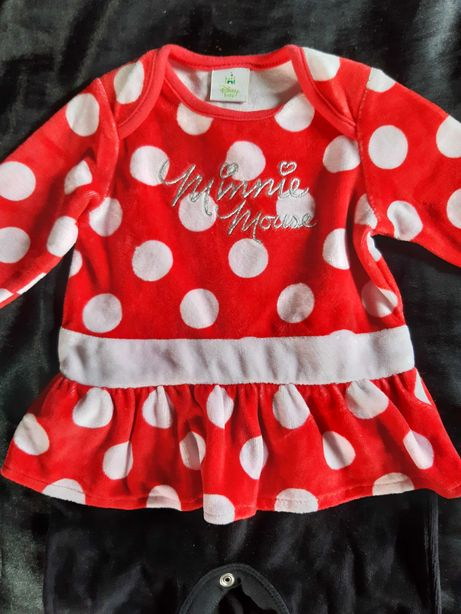 Pajac disney minnie mouse