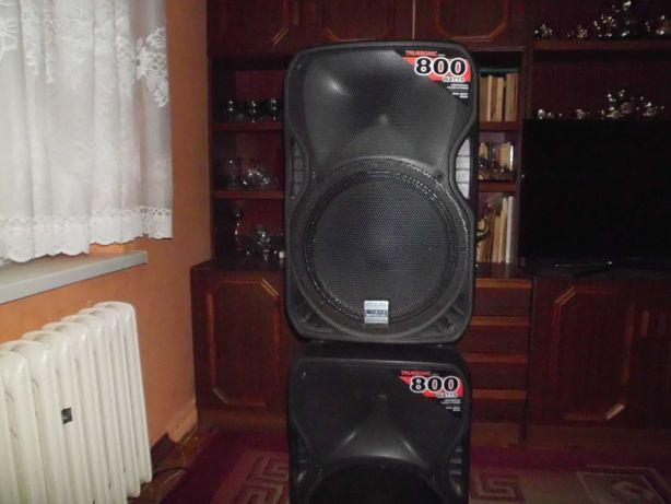 Kolumny firmy alto alto Truesonic TS115A 2szt +2 statywy, mixer yamaha
