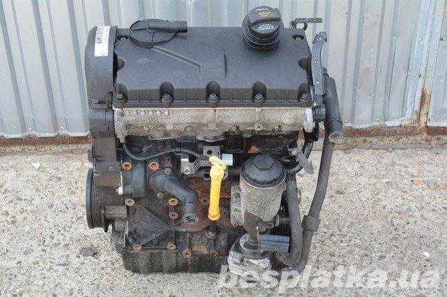 Двигатель bjb Volkswagen caddy