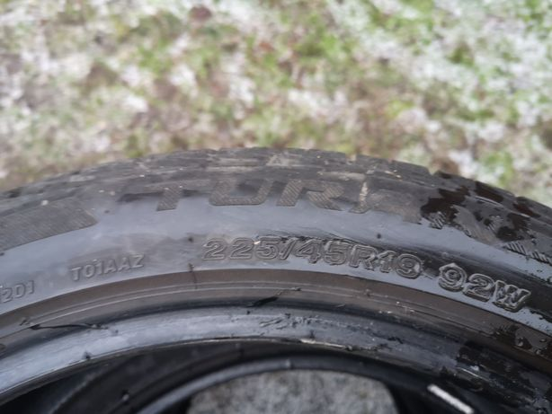 Opony 45/225/19 Bridgestone