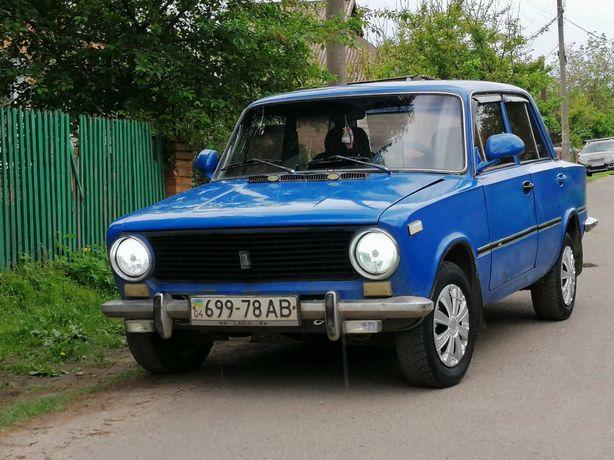 Продам Ваз 2101 На ГАЗУ 5 ступка