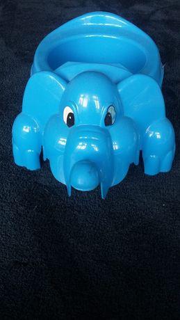 Pote elefante para criança