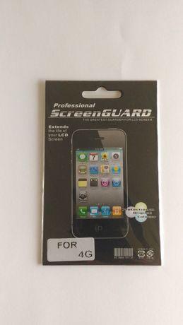 Película protetora iPhone 4