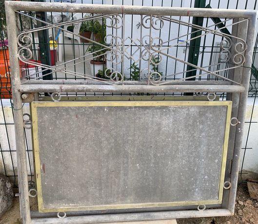 Portão 2,60x1,25