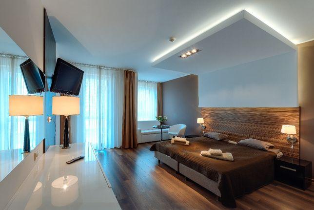 Apartamenty Kołobrzeg wynajem pokoi Hotel Diva 250m od morza
