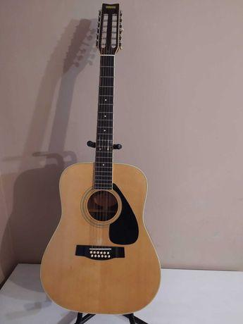 Gitara Yamaha FG 12-301B '79r Japan 12 strun