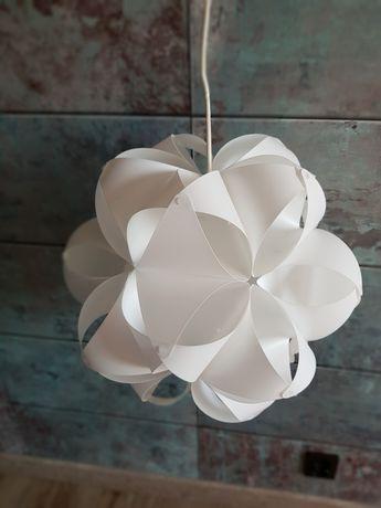 Lampa wisząca origami