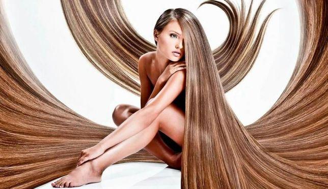 Акция!!!Наращивание волос+укладка цена 1000грн.Наращивание волос Киев.