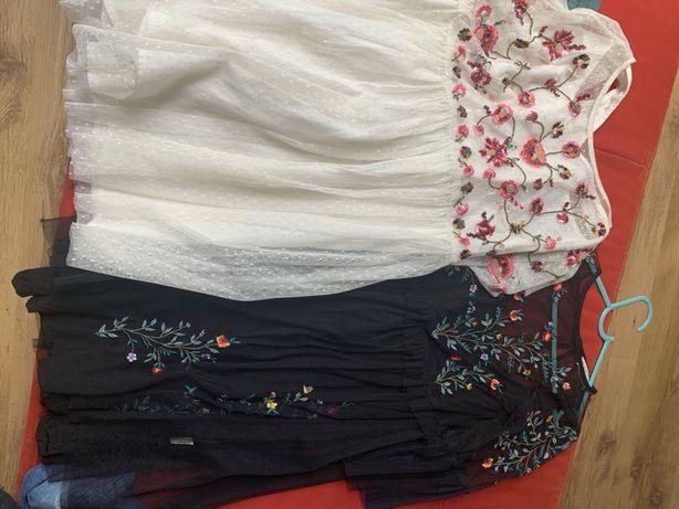 Sukieneczki rozmiat Zara 122